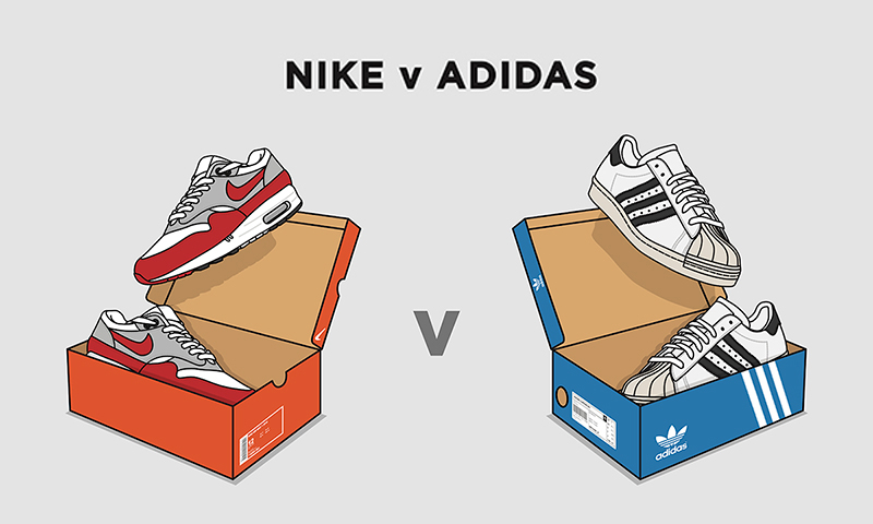 Nike vs adidas: who better than who?