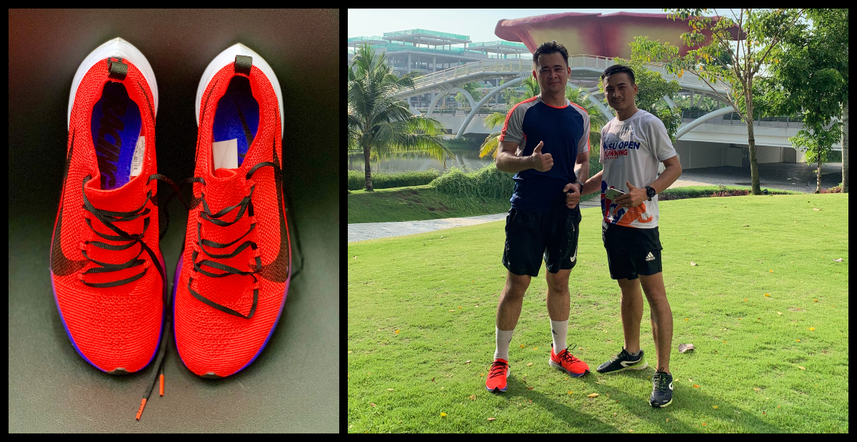 A detailed review of the Nike VaporFly 4% Flyknit running shoe after a 24km run - THESE SHOES ARE GOOD!