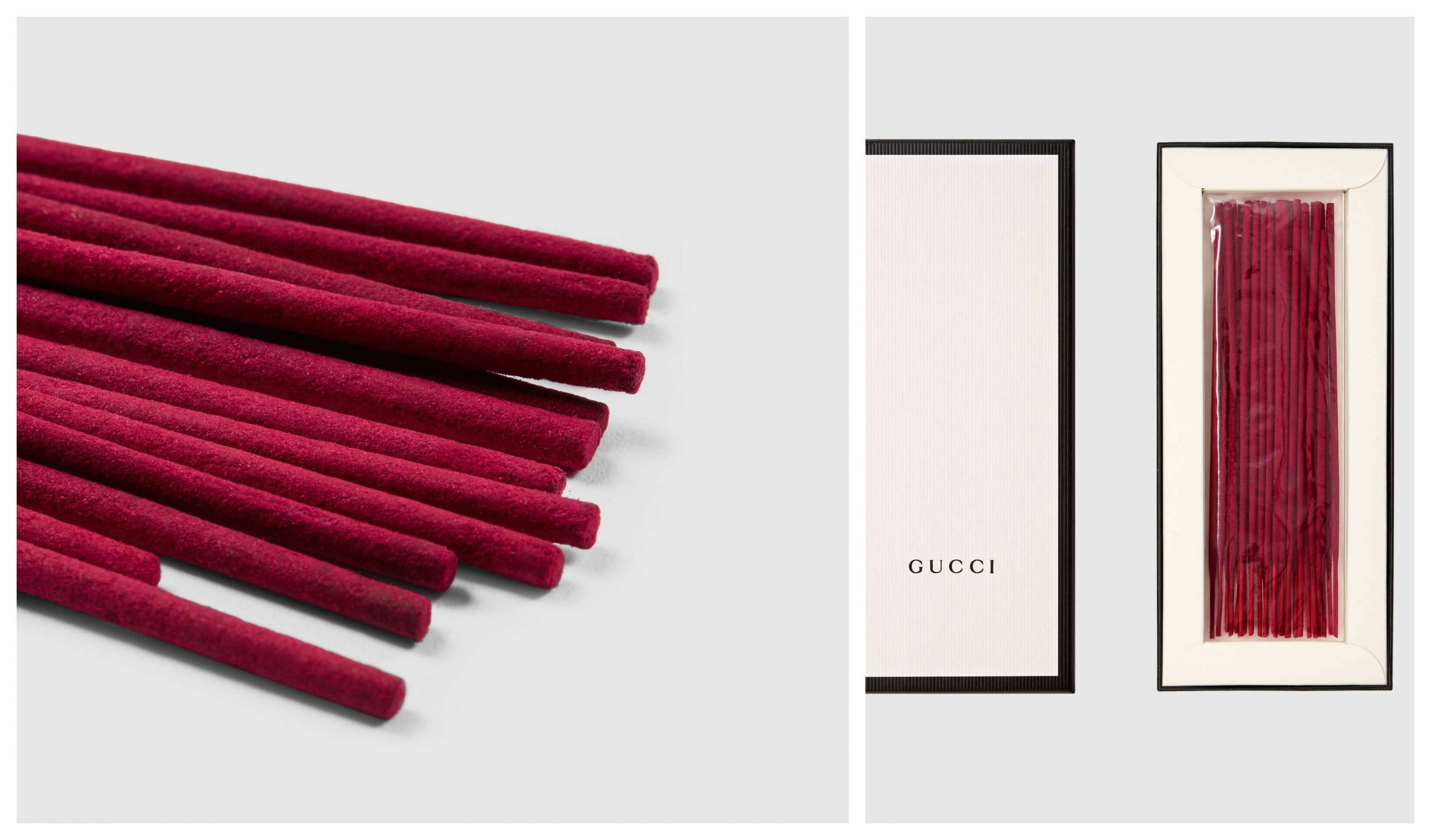 An excuse when GUCCI sells NHANG (FLOWER) SWEETS at incredible prices right on the website