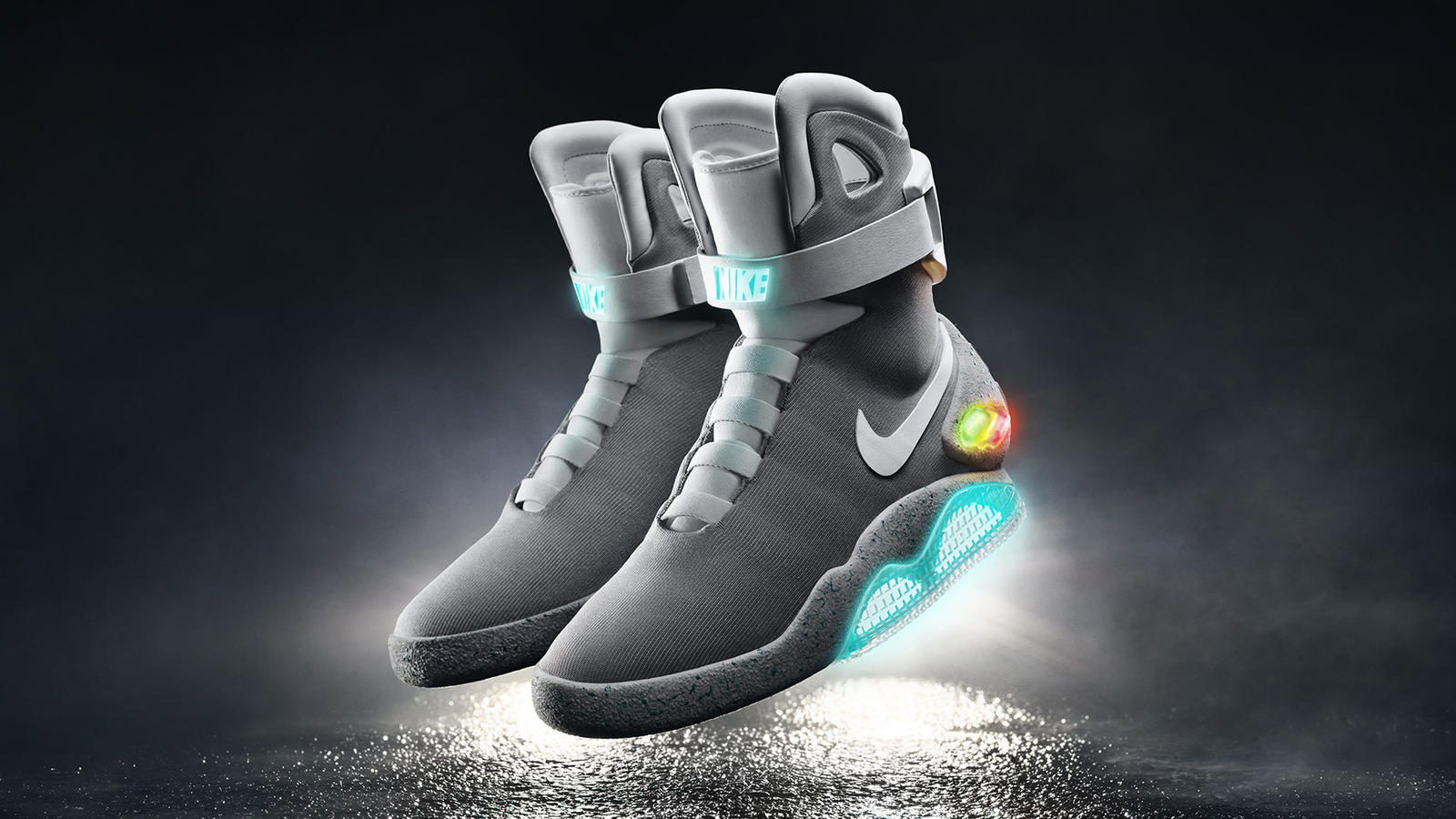 What is the market value of each Nike Mag edition now?