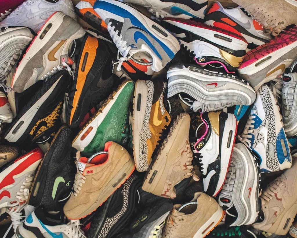 10 pairs of Nike Air Max most loved by SNKR Vietnam