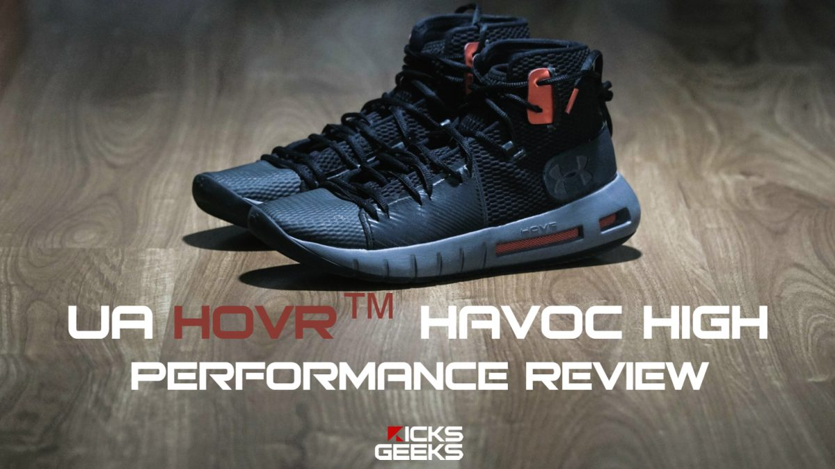 """A detailed review of Under Armor HOVR Havoc - A new beginning for """"The Process"""""""