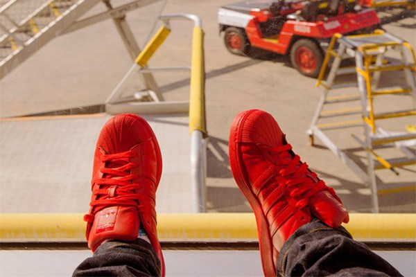 ADIDAS SUPERCOLOR BY PHARRELL WILLIAMS - COLOR WORLDWIDE