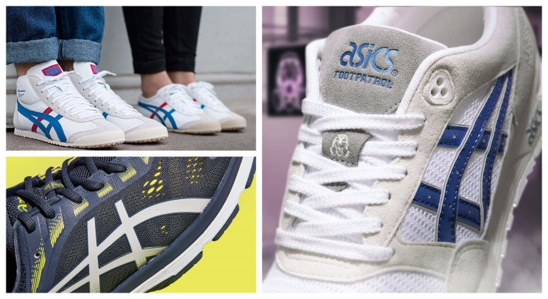 ASICSTIGER, ASICS and Onitsuka Tiger - Can you tell the difference?