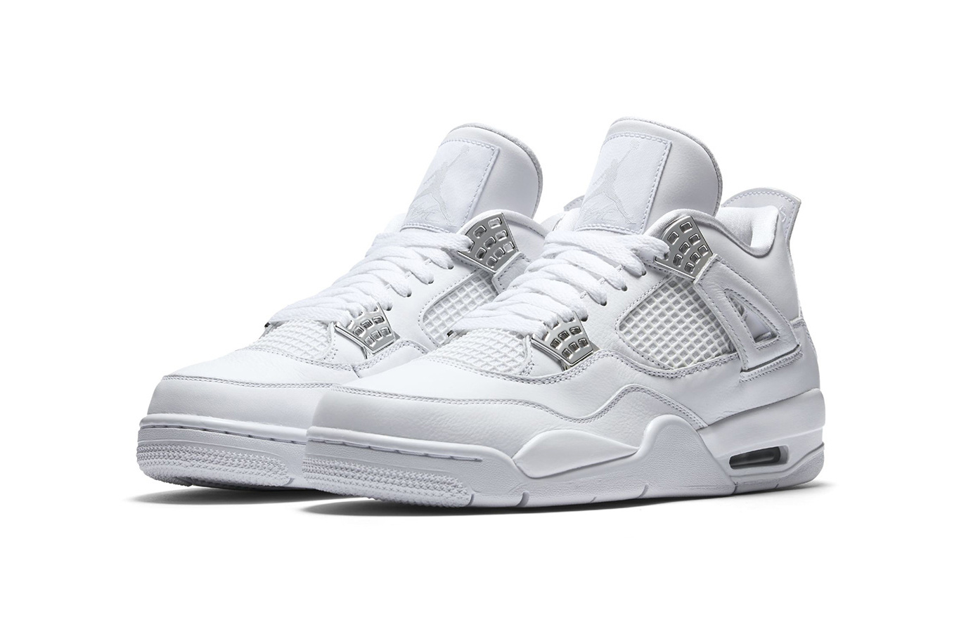 """Air Jordan 4 """"Pure Money"""" Retro detailed images will be released this year"""