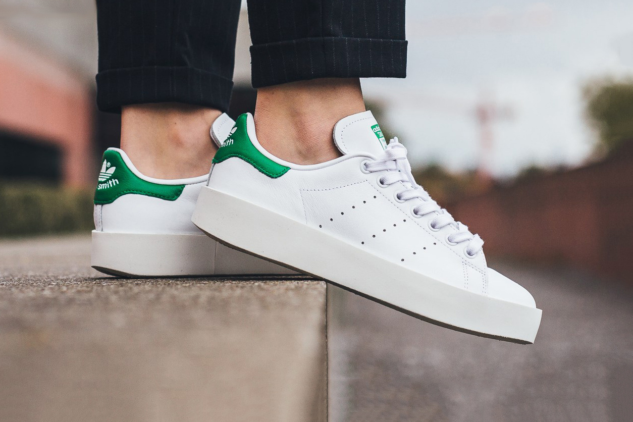 adidas Stan Smith Bold - a new privilege for women
