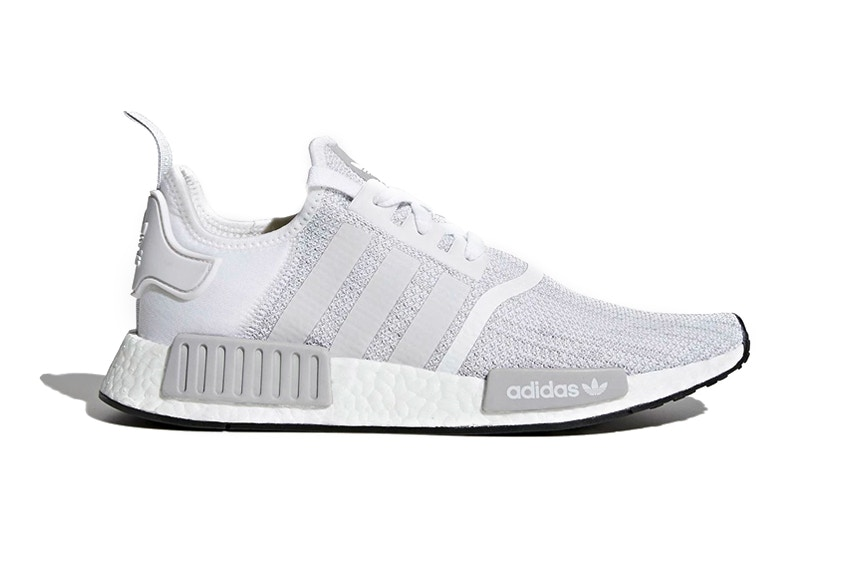 A new version of the adidas NMD R1 White / Gray will be available soon