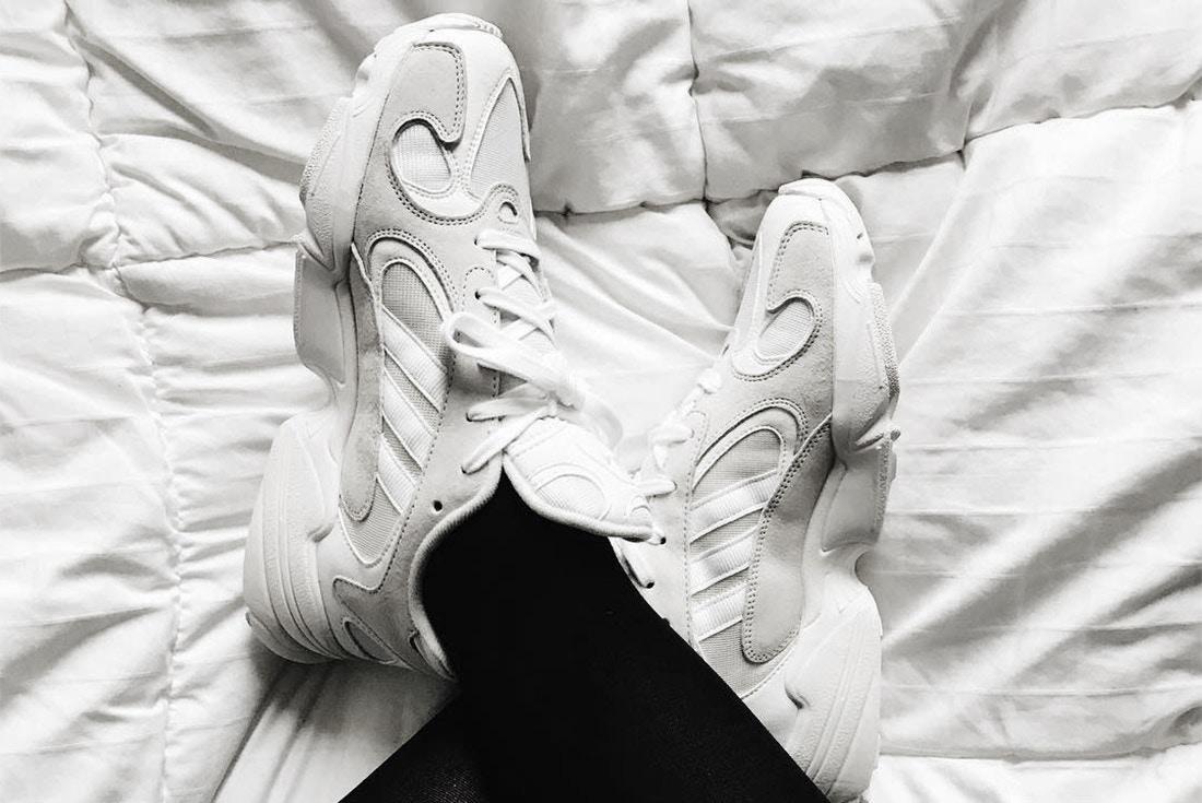 adidas Yung-1 và adidas Yung-96