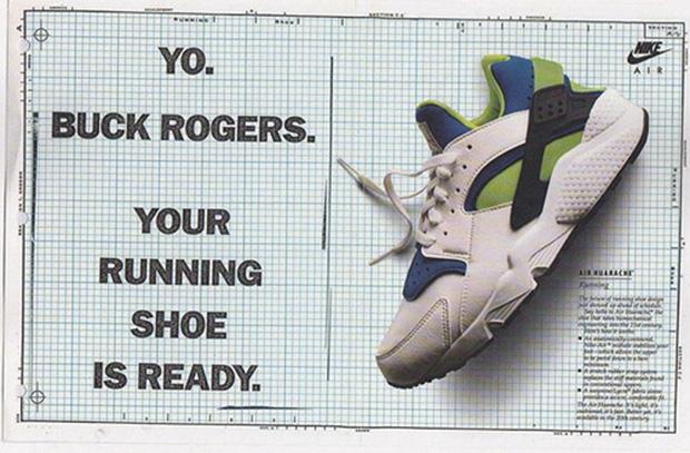buck-rogers-nike-air-huarache-original-1992-magazine-ad