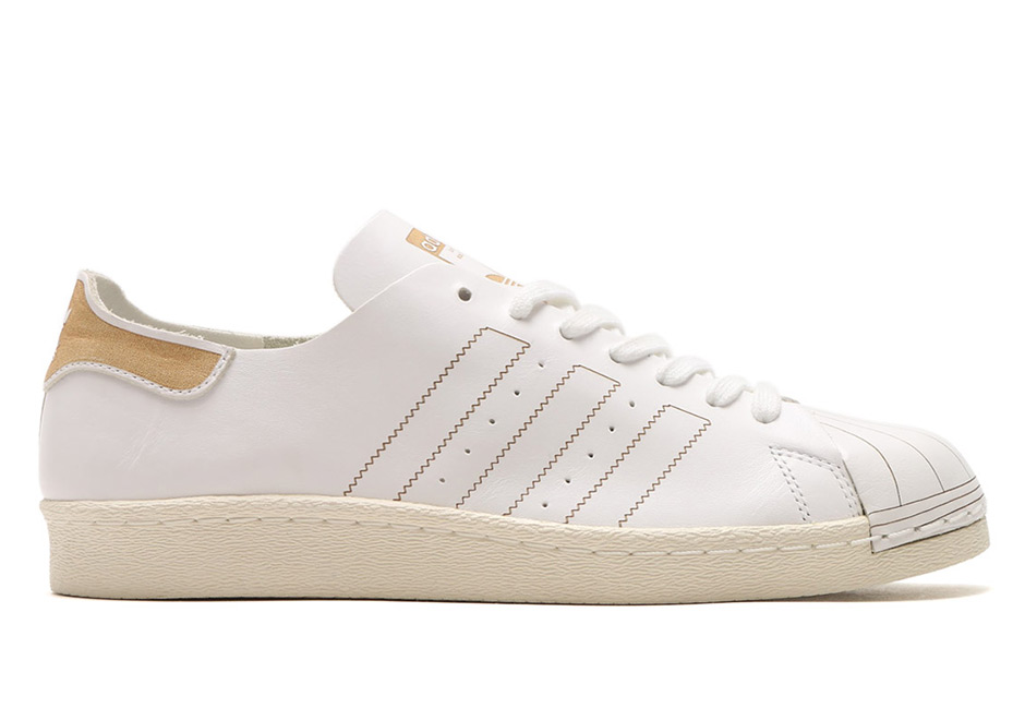 adidas Superstar 80s appear a completely new version