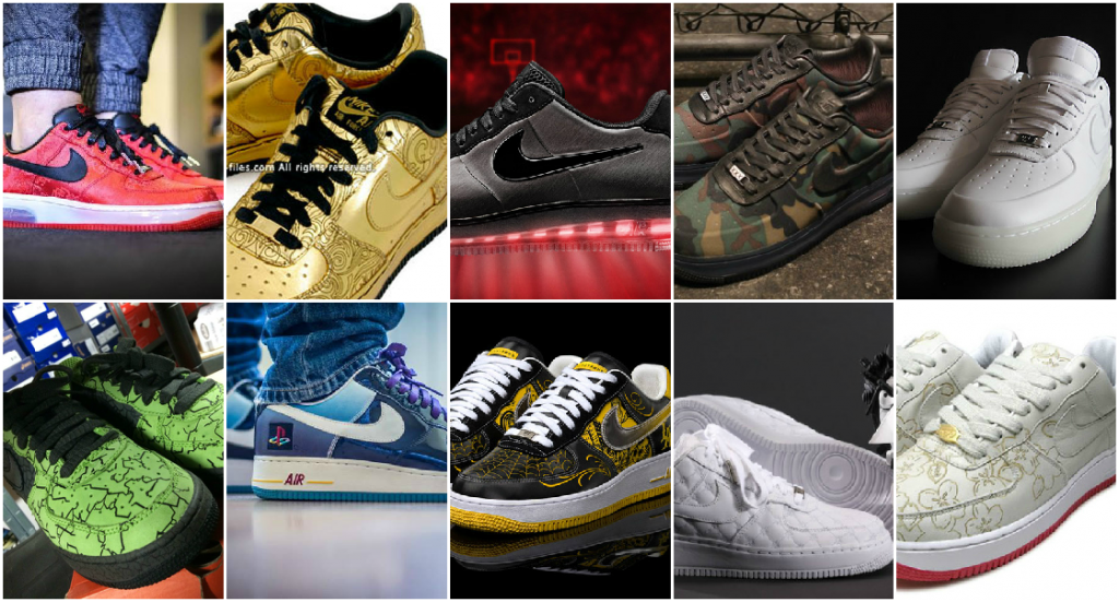 10 best Nike Air Force 1 editions to own