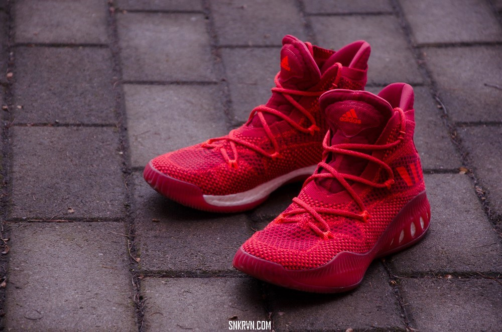 Adidas Crazy Explosive PK - Ultra Boost detailed review of basketball?
