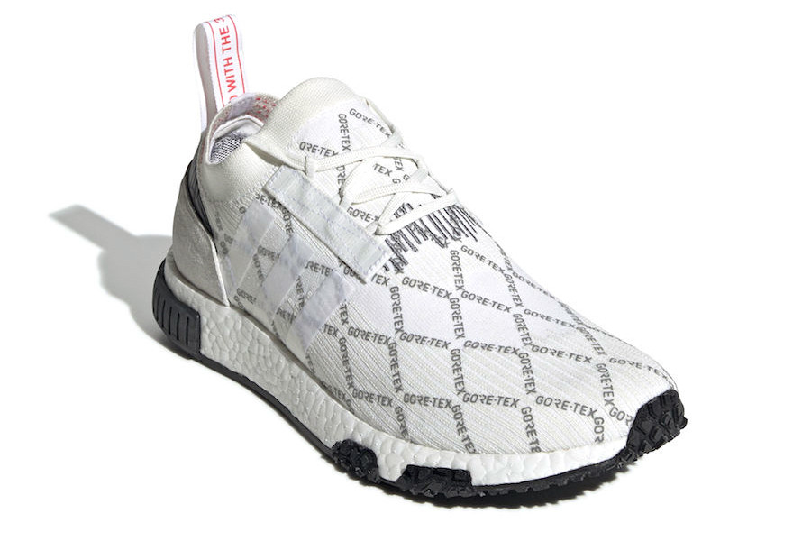 After Alphatype, NMD Racer continues to be favored by adidas to launch a new color scheme