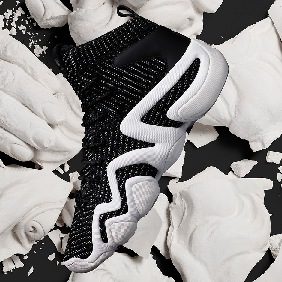 adidas Crazy 8 ADV Primeknit returns with strong color schemes