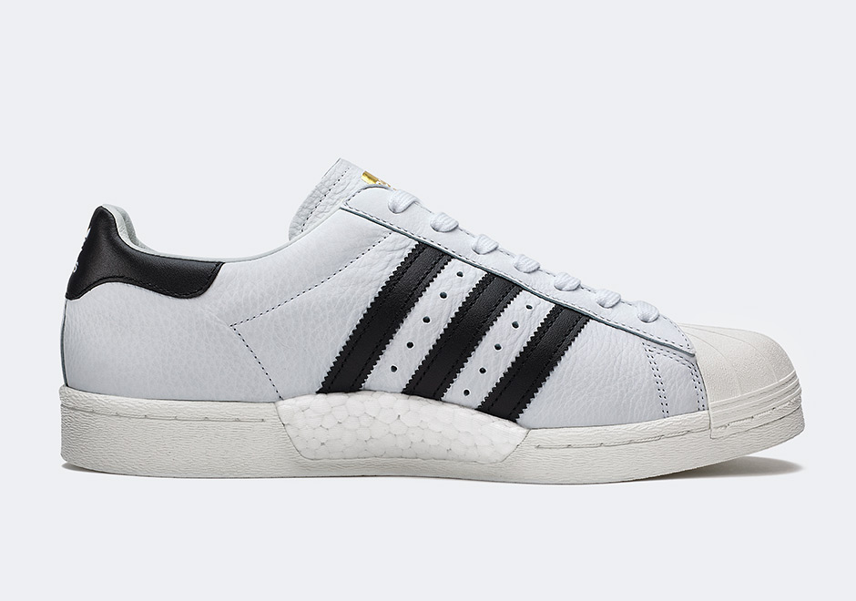 adidas Superstar Boost - a cross between classic and modern