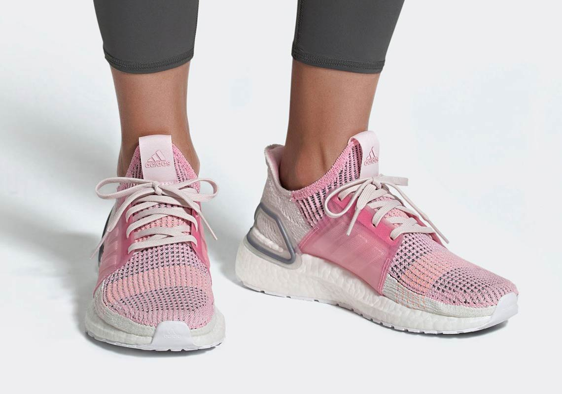 Bored of dark colors, adidas launches UltraBoost 2019 with