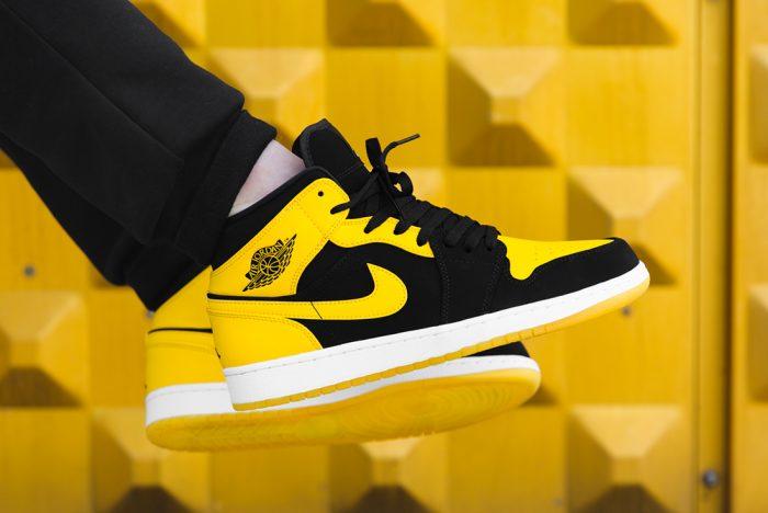 """Air Jordan 1 """"New Love"""" returns after a decade"""