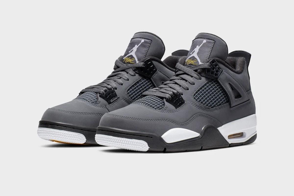 """Air Jordan 4 """"Cool Grey"""" trở lại sau hơn 15 năm vắng bóng"""