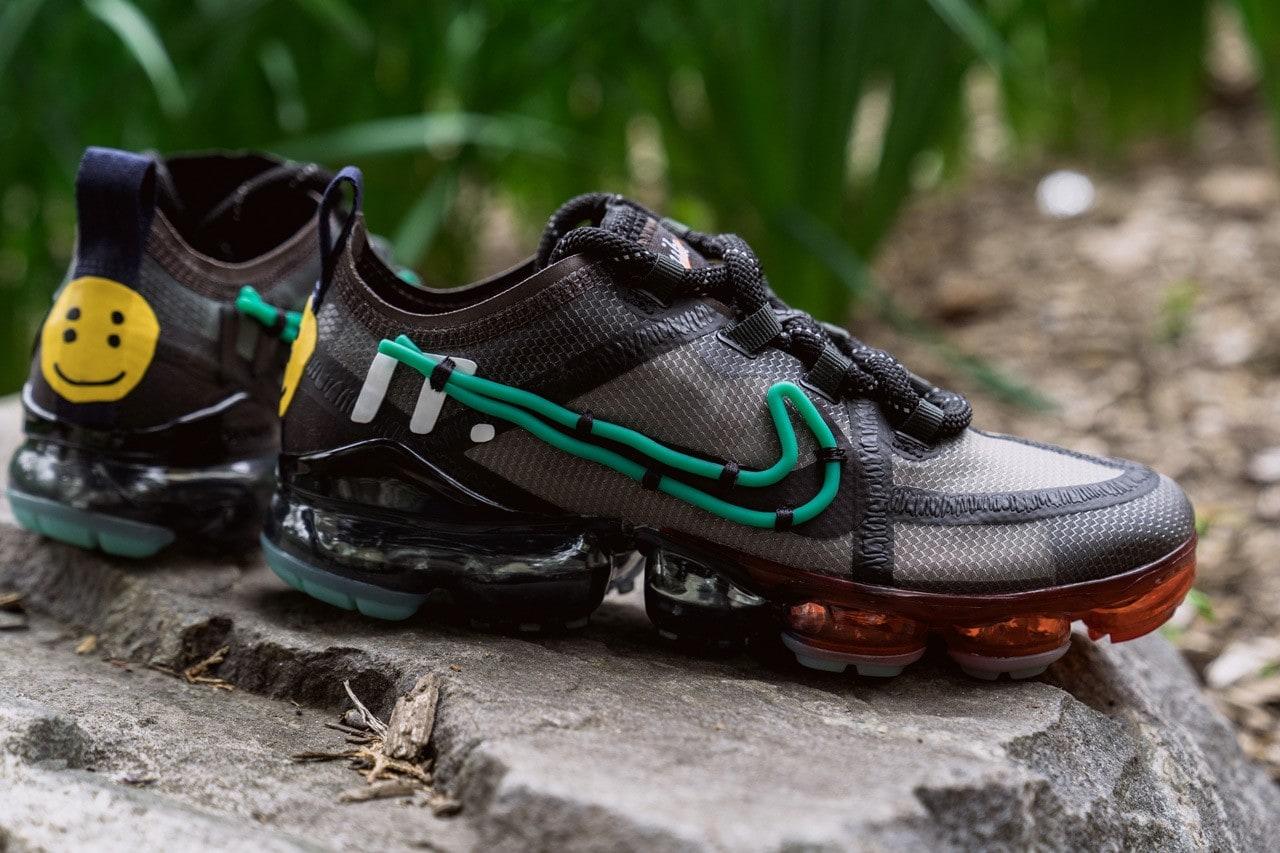 Cactus Plant Flea Market x Nike Air VaporMax 2019 - kì dị hay sáng tạo?