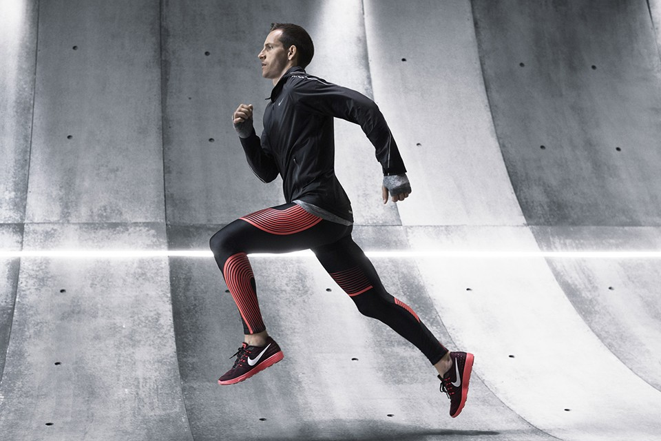 Does wearing tights help you to play sports better?