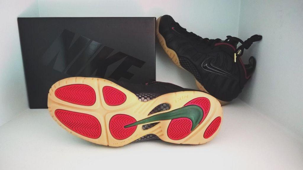 SNKR Viet Nam Nike Foamposite 3