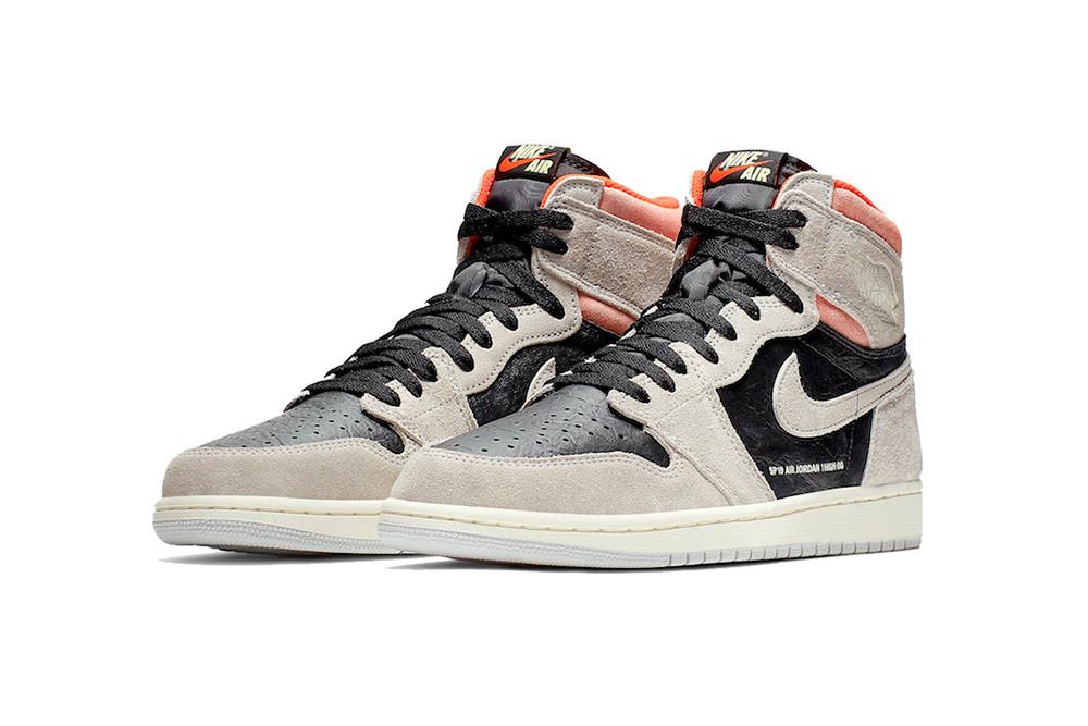 Jordan Brand total new year attack with Air Jordan 1 Retro High