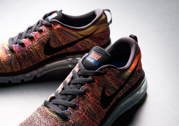 Nike Flyknit Air Max - High-end running shoes for fashion followers