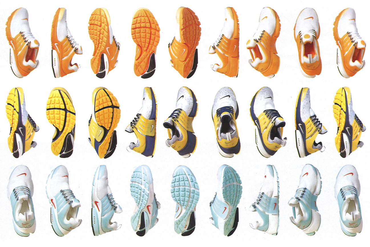Nike Presto - The pinnacle of Nike's innovation and the art of marketing