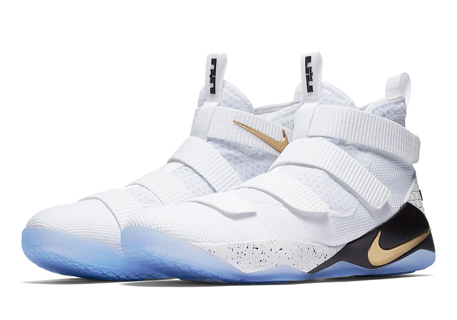 Official launch date schedule for Nike LeBron Soldier 11