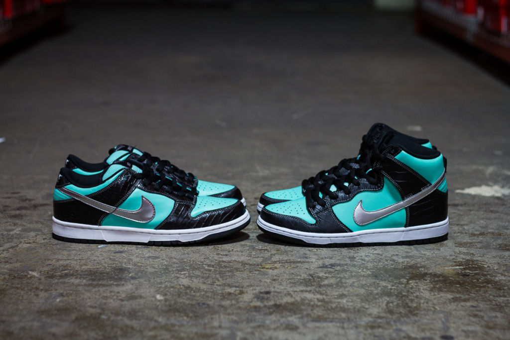 TIFFANY - Best hype color scheme in the sneakers game