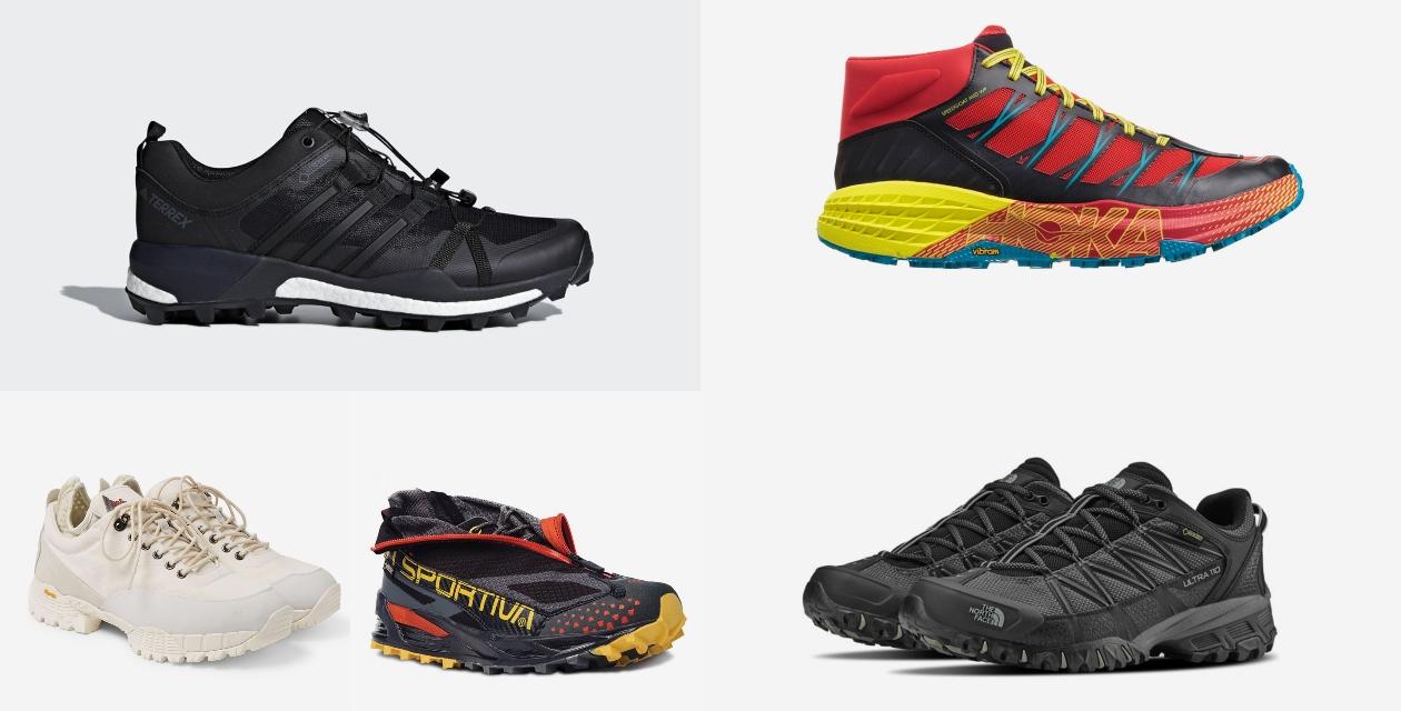 Top 10 trailing / trekking shoes regardless of weather or terrain (P.1)