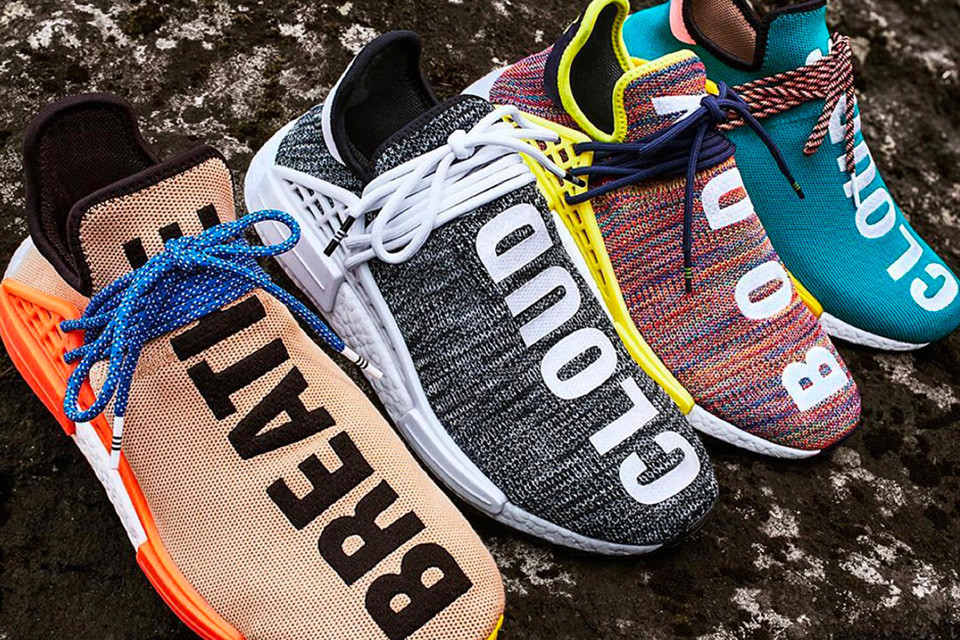 Will the rioters in the NMD Human Race release lose their
