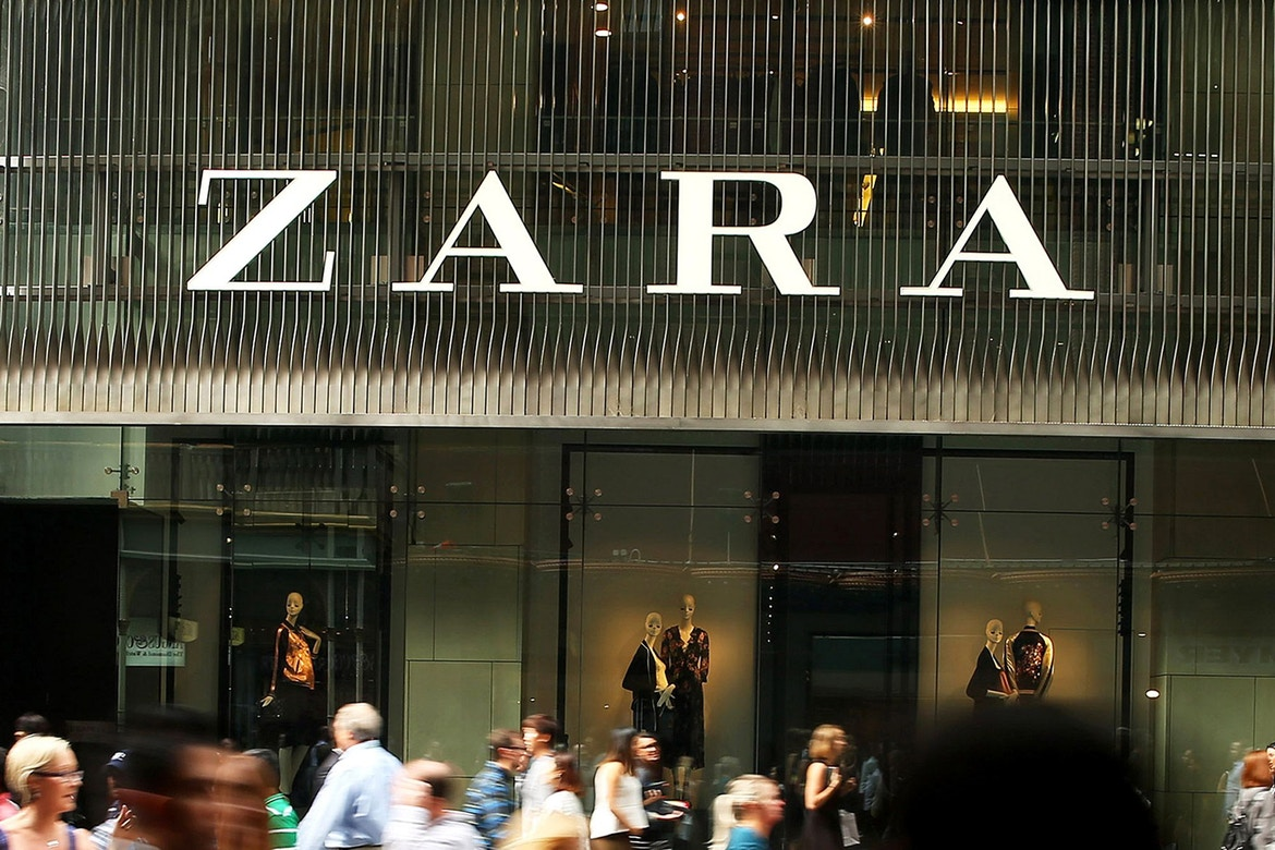 Zara continues to be the topic of discussion when employees are caught with money