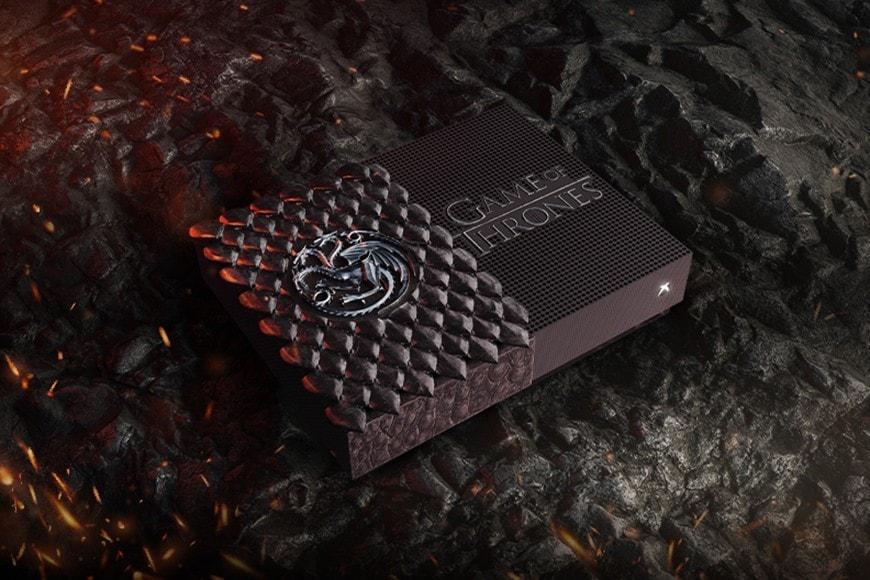 """2 chiếc Xbox One S đặc biệt với chủ đề """"Game of thrones"""" sẽ được trao tặng cho 2 fan may mắn nhất"""