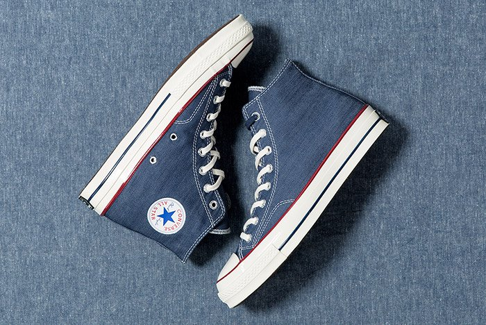 Add a Classic choice to Converse Chuck Taylor All Star 70s believers