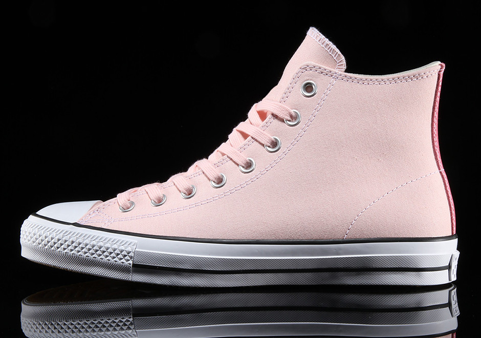 Converse continues the Pink Pastel trend for the summer