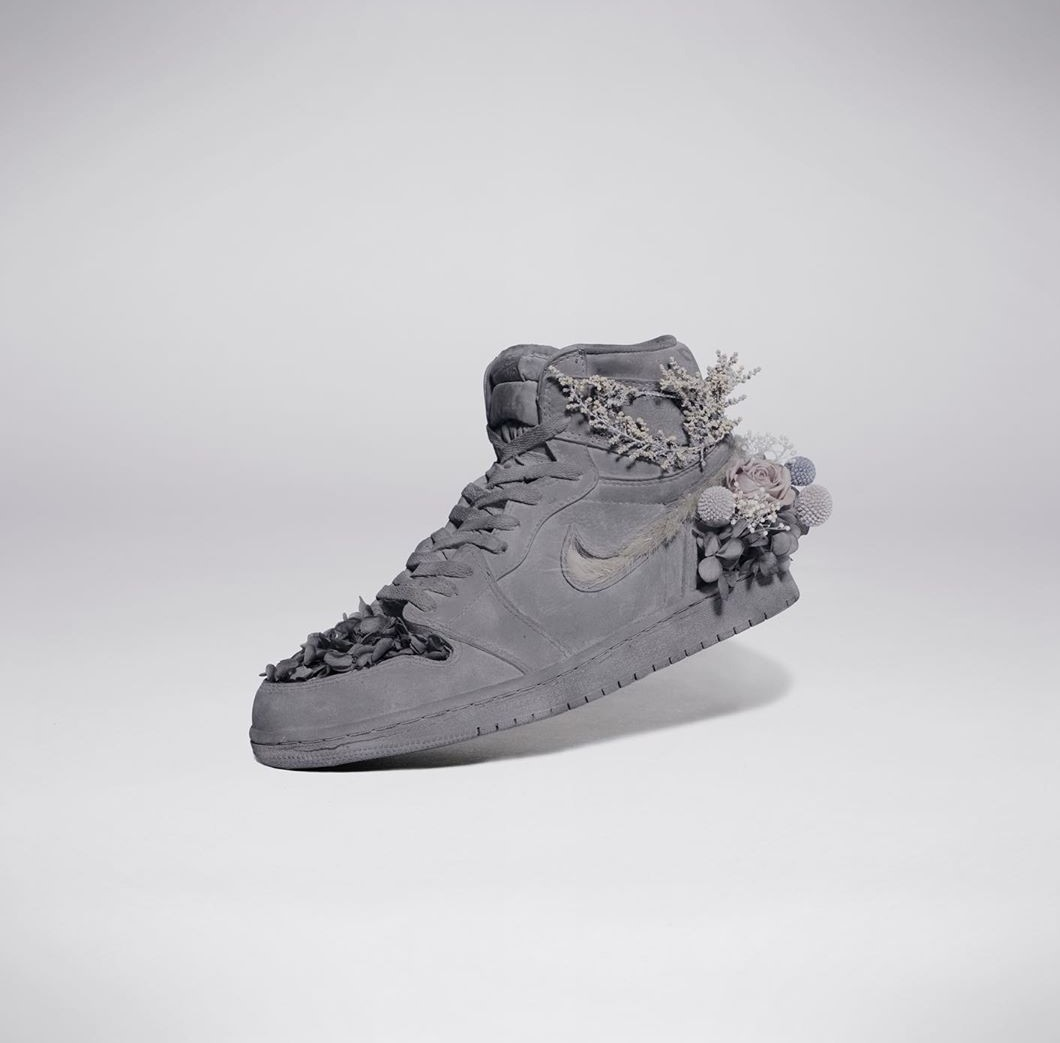 Fancy Air Jordan 1 &