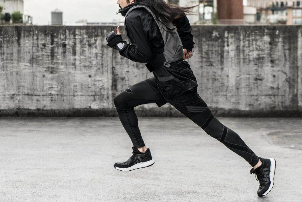Get close to the unique designs of the Y-3 Sport Fall / Winter 2016 collection