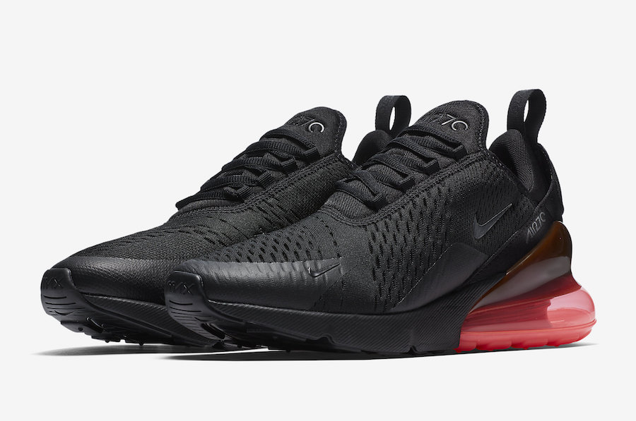 If you think the Air Max 270 is an ugly shoe, perhaps this color scheme will change your mind
