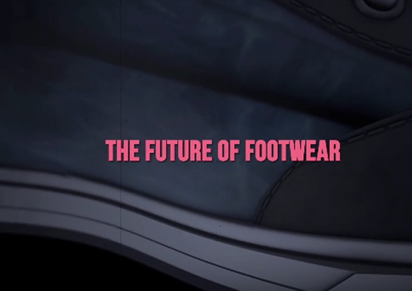 Shiftwear with shoes that want to change the future
