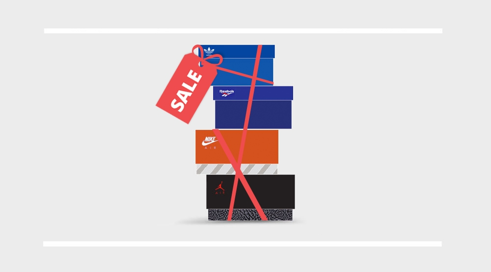 The 20 pairs of sneakers that are selling 10% to 40% off price are the most worth buying this week